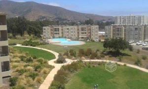 Apartamento Condominio Lomas De Papudo, Apartments  Papudo - big - 36