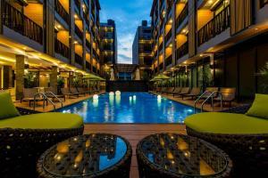 GLOW Ao Nang Krabi, Hotels  Ao Nang Beach - big - 45