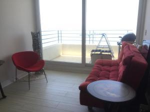 Family Apartment MP Mares del Sol, Apartmány  Concón - big - 6