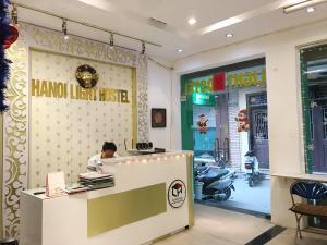 Hanoi Light Hostel, Hostely  Hanoj - big - 58