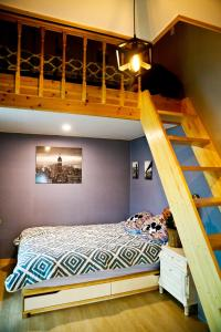 Pirate Ship Pension & Guesthouse, Penziony  Andong - big - 36