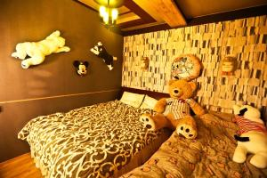 Pirate Ship Pension & Guesthouse, Penziony  Andong - big - 28