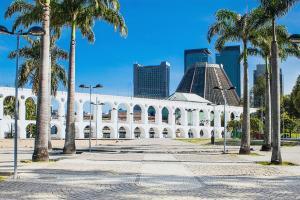 Excelente Quarto com Ótima Localização, Pensionen  Rio de Janeiro - big - 4