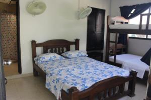 Cabañas Villa Juakiana, Vendégházak  Coveñas - big - 9