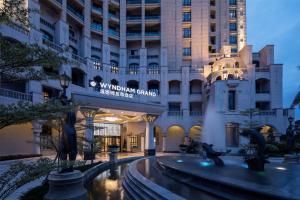Review Wyndham Grand Xiamen Haicang