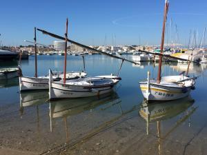 Bon Relax Flat 2, Apartmány  Sant Pere Pescador - big - 15