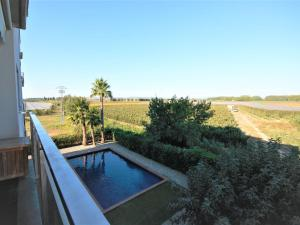 Bon Relax Flat 2, Apartmány  Sant Pere Pescador - big - 16