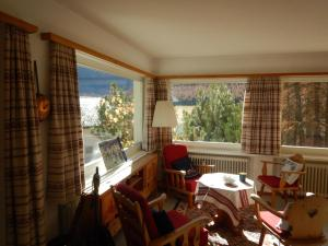 Cozy Apartment In The Swiss Alps, Apartmanok  Pontresina - big - 3