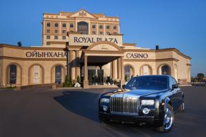 Отель Royal Plaza Hotel and Casino Kapchagay, Капчагай