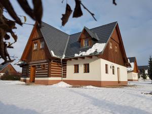 3 hvězdičkový chata Villa 6 Vrchlabí Vrchlabí Česko