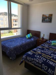 Apartamento Condominio Lomas De Papudo, Apartmanok  Papudo - big - 13