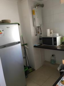 Apartamento Condominio Lomas De Papudo, Apartments  Papudo - big - 2