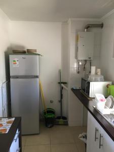 Apartamento Condominio Lomas De Papudo, Apartmanok  Papudo - big - 3