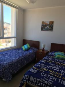 Apartamento Condominio Lomas De Papudo, Apartmanok  Papudo - big - 26