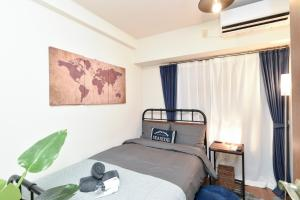Sale! Ikebukuro area good room with Wi-Fi 202, Apartmanok  Tokió - big - 1