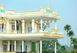White Gold Palace, Privatzimmer  Sultan Bathery - big - 15