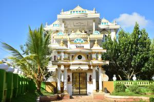 White Gold Palace, Privatzimmer  Sultan Bathery - big - 14