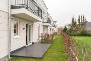 Ferienwohnungen Rosengarten, Апартаменты  Бёргеренде-Ретвиш - big - 53