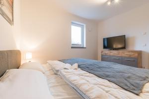 Ferienwohnungen Rosengarten, Apartments  Börgerende-Rethwisch - big - 55