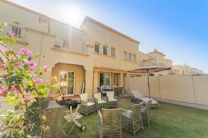 Four Bedroom Villa - The Springs - Dubai