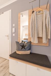 Ferienwohnungen Rosengarten, Apartmány  Börgerende-Rethwisch - big - 58