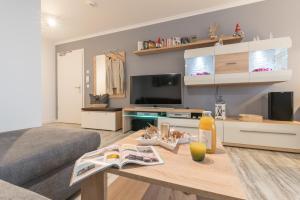 Ferienwohnungen Rosengarten, Apartments  Börgerende-Rethwisch - big - 60