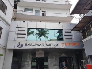 Shalimar Metro, Szállodák  Kocsín - big - 35