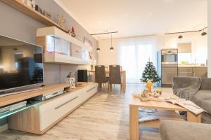 Ferienwohnungen Rosengarten, Apartments  Börgerende-Rethwisch - big - 61