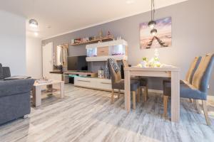 Ferienwohnungen Rosengarten, Apartments  Börgerende-Rethwisch - big - 62