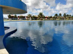 Cond Villa das Águas, Apartmanok  Estância - big - 29