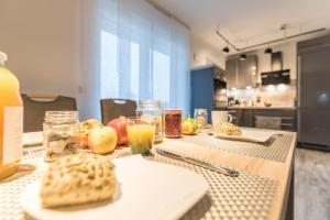 Ferienwohnungen Rosengarten, Apartmány  Börgerende-Rethwisch - big - 65