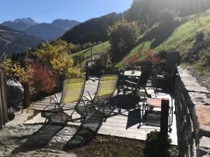 Landhaus Rieder im Zillertal - Apart Arena Blick