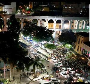 Excelente Quarto com Ótima Localização, Pensionen  Rio de Janeiro - big - 28