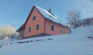 Chata CHalupa Tanvald Česko