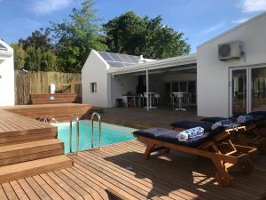 theLAB LIFESTYLE Franschhoek, Penziony  Franschhoek - big - 62