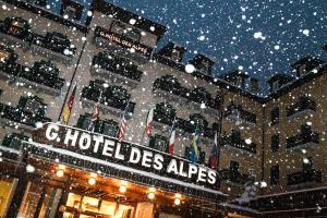 obrázek - Hotel Des Alpes