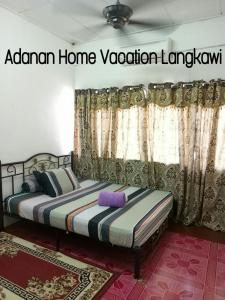 Adanan Home Vacation, Dovolenkové domy  Kuah - big - 15