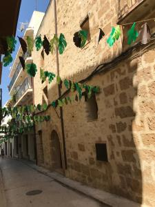 Spacious and Airy Apartment in Javea Medieval Village