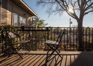 Downtown Memphis Shellcrest Apartments, Apartmanok  Memphis - big - 6