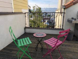 Potrero Paradise, Holiday homes  San Francisco - big - 24