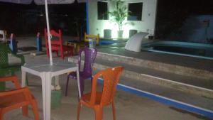 Casa da Praia Unamar, Ferienhäuser  Tamoios - big - 28
