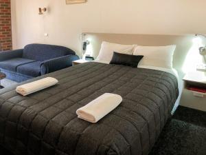 Leeton Heritage Motor Inn, Motels  Leeton - big - 26