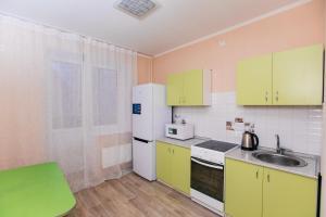 Apartament Lyubertsy ulica 8 Marta, Apartmanok  Ljuberci - big - 2
