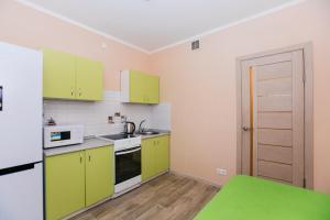 Apartament Lyubertsy ulica 8 Marta, Apartmanok  Ljuberci - big - 3