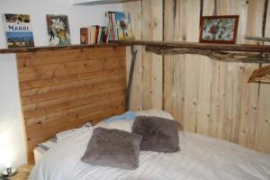 La petite étoile d'hôtes en Mercantour, B&B (nocľahy s raňajkami)  Saint-Dalmas-le-Selvage - big - 9
