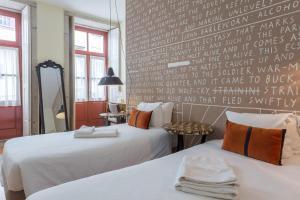 The Poets Inn, Penzióny  Porto - big - 51