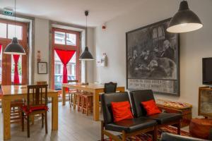 The Poets Inn, Penzióny  Porto - big - 61