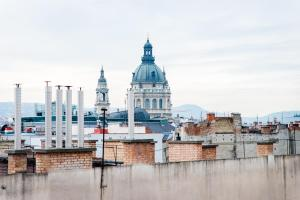 City Elite Apartments, Appartamenti  Budapest - big - 123