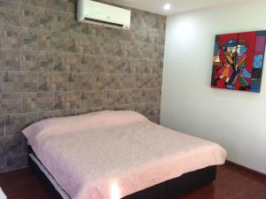 Loft Brisas, Apartments  Santa Marta - big - 7