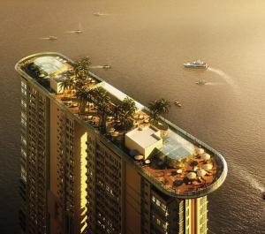Silverscape Luxury Residences, Apartmány  Melaka - big - 1